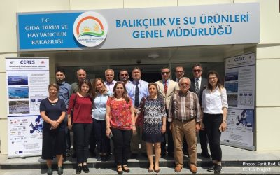 CERES Focus Group Meeting organised by Mersin University